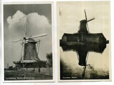 the Netherlands Mills from 1900 onward,90 x