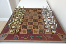 Egypt's Imperial chess
