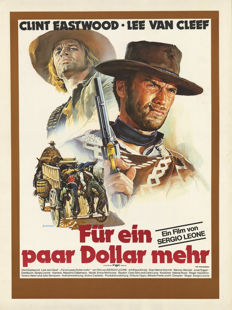Casaro - Fur ein paar Dollar mehr (For a Few Dollars More - Clint Eastwood, Sergio Leone) - 1966