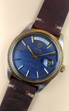 Tudor Rolex Oyster Prince Day Date 1969