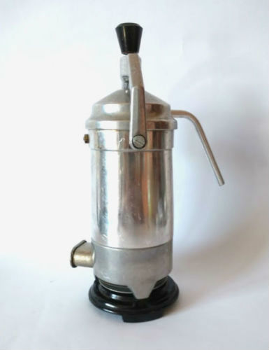 Vintage electric coffee maker - Alloy