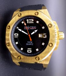 Nautec Sea Gold Miner - Men's Timepiece