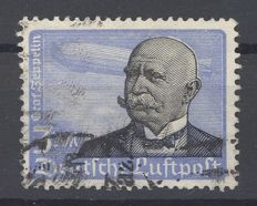 German Reich 1934 – Michel 539y, 3 mark air mail 1934, expert finding BPP