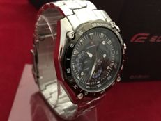 Men's Casio Edifice wristwatch – Red Bull Racing Formula One –  In mint condition.