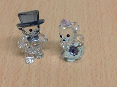"Swarovski - Kris Bears ""You & Me""."