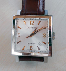LOUIS ERARD – Men's wristwatch.