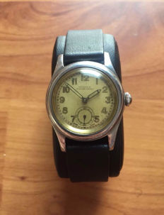 Rolex Oyster Junior Sport Military Watch – Men's watch – 1930's