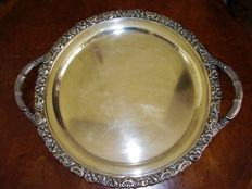 Gebruder Hepp - Germany - magnificent antique tray