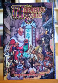 The Wizards Tale - Kurt Busiek and David Wenzel - Signed limited edition - (1997)