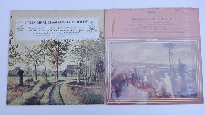 Great lot of 50 LP's Classical Music In Good Condition Decca