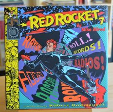 Red Rocket 7 - Mike Allred And Laura Allred - Signed Limited Edition - Hardcover With Dust Jacket - (1998)