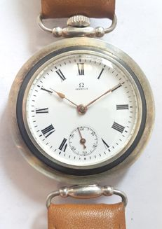 Mariage watch Omega - Switzerland 1905
