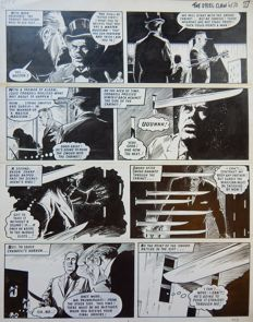 Blasco, Jesús - Original page (p.815) - The Steel Claw - (1965)