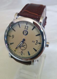 Mercedes-Benz - limited edition watch with leather band - 2010