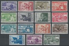 Luxembourg 1935 – International Aid – Michel 266/280