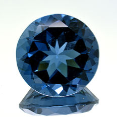 London blue topaz – 4.84 ct.