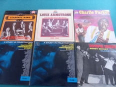 Lot of 6 Jazz Albums (of which The Fletcher Henderson Story - 1961)