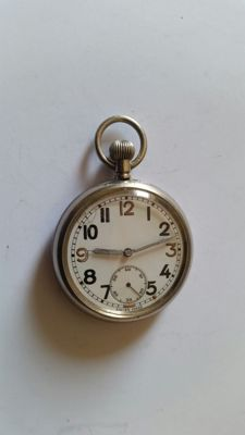 G.S.T.P. – Military watch – For men – 1901-1949 – Pocket watch