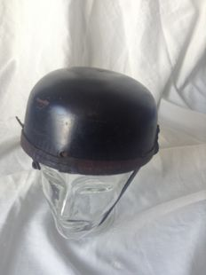East German motorcycle helmet 1950s