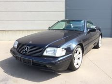 Mercedes - 280 SL convertible - 1997