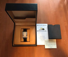 Bulgari RT45S – Rectangular women's wristwatch – 2002