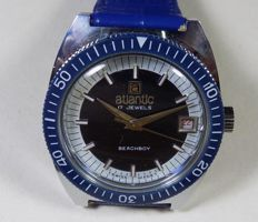 Atlantic Beachboy - ST96 - 1970 - 4ATM Diver - Men's Wristwatch