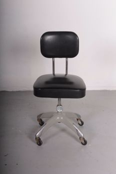 Erco steel – desk or architect's chair