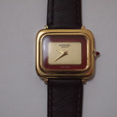 Raymond Weil Geneve model 673 - Gold plated womens wristwatch c.1980/90s