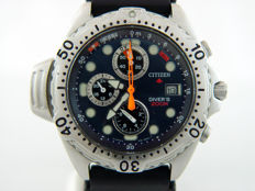 Citizen — Promaster Aqualand Diver Vintage — 3740-E70006 (AY5000-56Y) — Men — 1990-1999