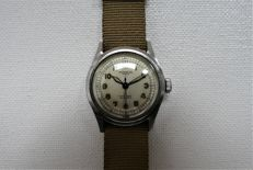 IMPERIAL Man or Woman's World War Two Military Watch Post 'D' Day 1944