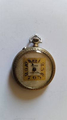 Sistème - Men's pocket watch - 1901-1949