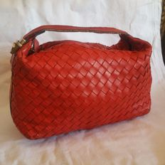 Bottega Veneta -- Braided leather handbag