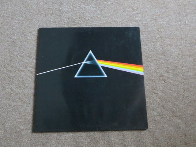 Pink Floyd - Lot of 5 LP's and four (4) video tapes (VHS) + two nice booklets