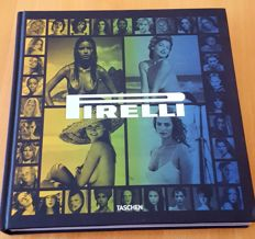 Pirelli - Philippe Daverio - book of the Pirelli calendar - 50s and more 2015