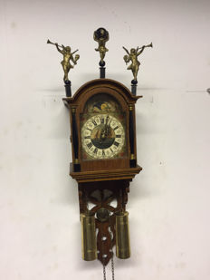 Frisian Skipper's Clock – Holland – Late 1900s
