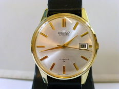 SEIKO large format – Men's – 1970s