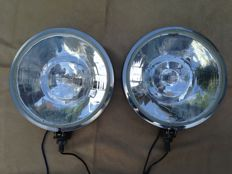 Porsche 911 Cibie 45 Iode Spot Rally lights