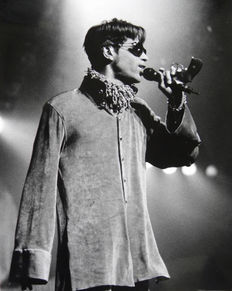 David Hum/ LFI - Prince (The Artist) - Montreal - 1997