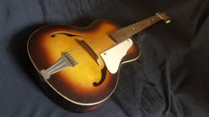 Symphonie Archtop Jazz guitar - The Netherlands - 1960s