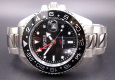 Nautec Sea Sifi GMT - Men's Timepiece
