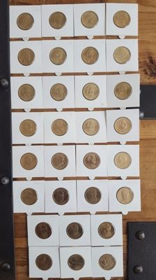 USA – Lot of 30 One Dollars