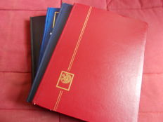 World 1960-1980 – Several countries in four binders