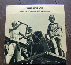 The Police - 8 rare unofficial recordings