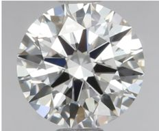 0.50ct  Round Brilliant  D VS1   GIA-#WI15-original image -10x