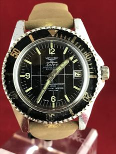 Falco Diver - Men's watch - 1970-1979