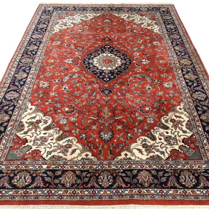 "Sarough Guldestan - 296 x 205 cm - ""Oriental carpet in good condition"""