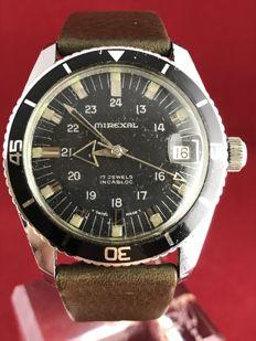 Mirexal Diver - Men's watch - 1970-1979