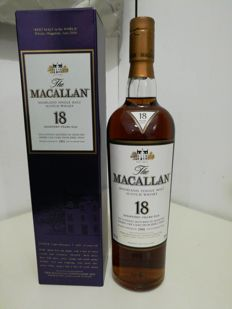 Macallan 1991 18 years old - OB
