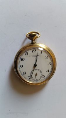 Langendorf Patent - Men's watch - 1901-1949 - Pocket watch