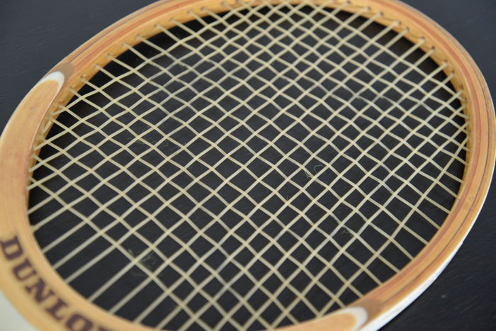 936ace64bb Three Wooden Vintage Tennis Racquets - Donnay Allwood Björn Borg, Donnay  Smash & Dunlop White Star